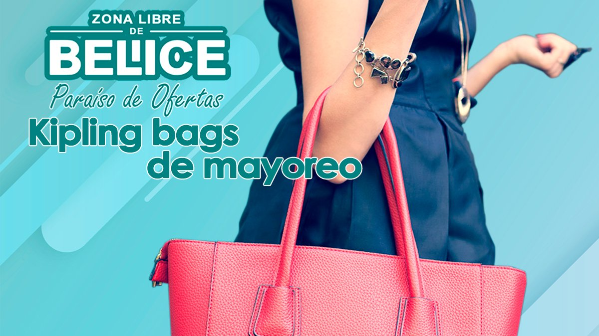 Kippling bags de mayoreo